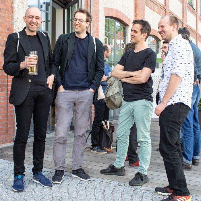 Hochschule Augsburg – Faculty of Design, maschinenraum – Symposium Mensch-Maschine-Gesellschaft, TIM Augsburg 2019